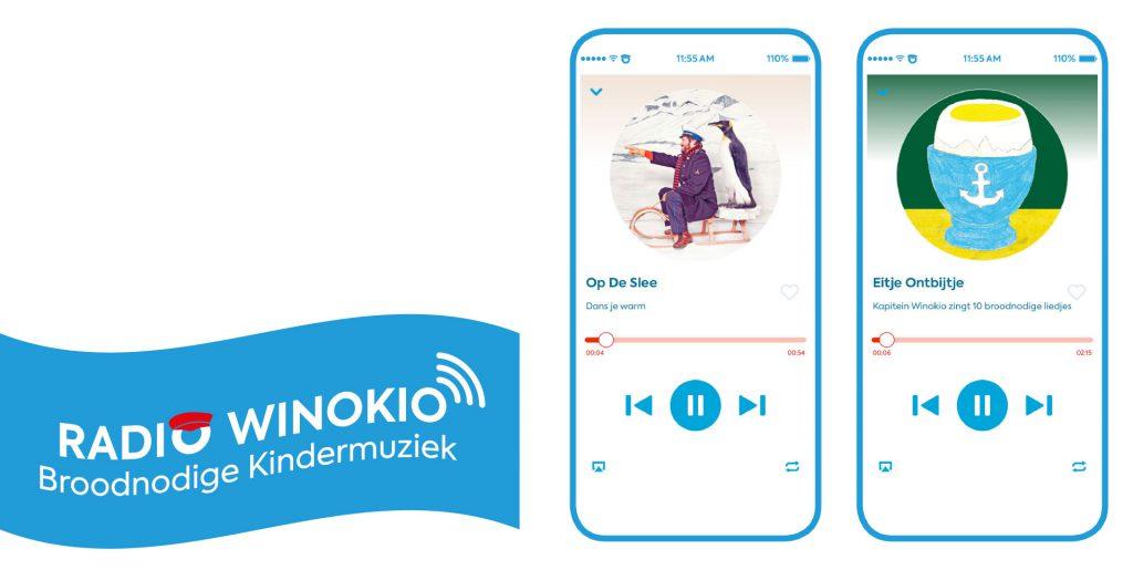 Banner Radio Winokio